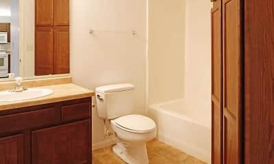 Bathroom, Old Orchard, 2