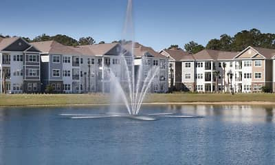 Lake, The Carlton at Bartram Park, 1