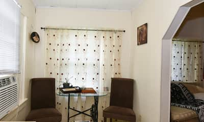 Kitchen, Burnham Rentals - Campus Area 1 Bedrooms, 1