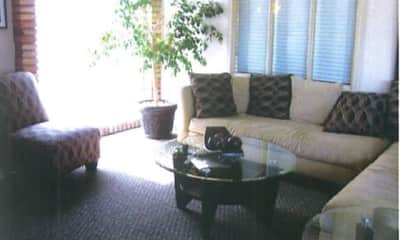 Living Room, Shadow Ridge Apartments, 1
