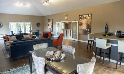 Dining Room, The Fairways, 0