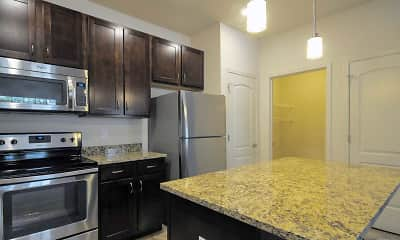 Kitchen, The Enclave, 0