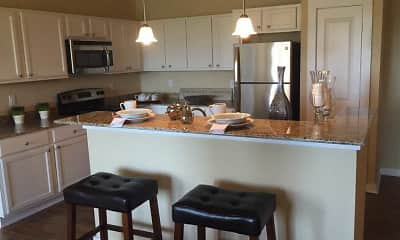 Kitchen, Arbor Crossing At Buck Lake, 1
