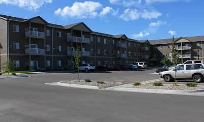 Building, Prairie Village Apartments, 2