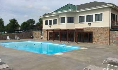 Pool, Cedar Ridge, 0