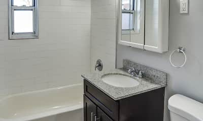 Bathroom, The Crossings at Maywood, 2