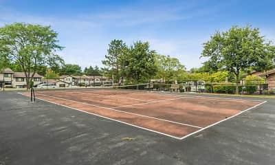 Recreation Area, Arrive Oak Brook Heights, 2
