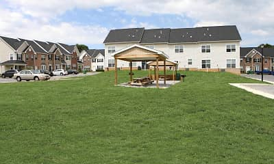 Recreation Area, Avalon Townhomes, 1
