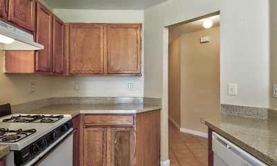 Kitchen, Breckenridge Village, 1