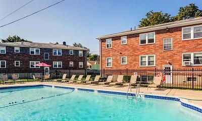 Pool, Terrace Gardens, 0