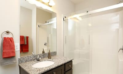 Bathroom, Shipyard Village, 1