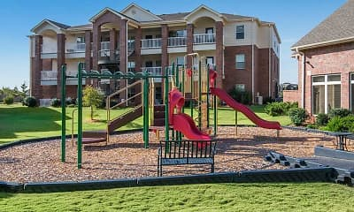 Playground, The Trails at Rockwell, 2