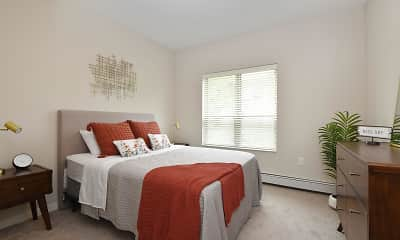 Bedroom, Glen Pond Apartments, 2