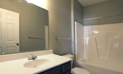 Bathroom, Brooke Mill, 2