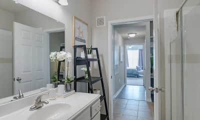 Bathroom, Kensington Crossings, 2