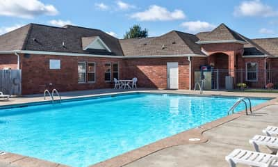 Pool, Oak Court Place, 2