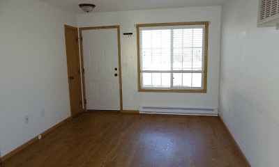Bedroom, Greenfield Heights Apartments, 1