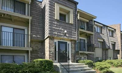 Building, Briargate Condominiums, 1