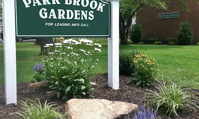 Community Signage, Park Brook Gardens, 2