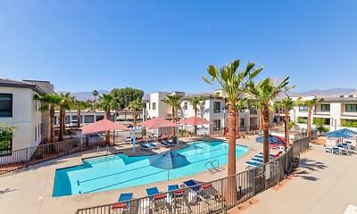Pool, Avenida Palm Desert 55+ Active Adult, 1