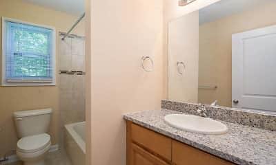 Bathroom, The Villas, 2