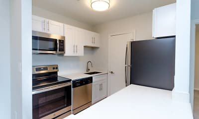 Kitchen, The Downtowner, 0