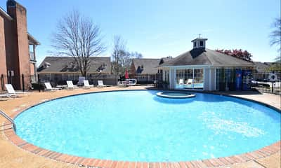 Pool, Northpointe Village Apartments, 1