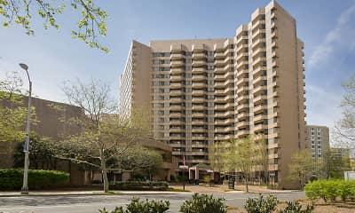 Building, Marlowe Apartments, 0