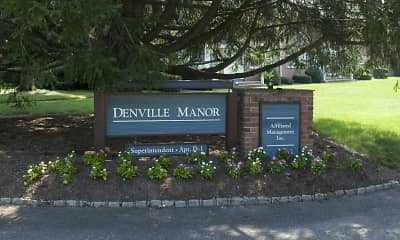 Landscaping, Denville Manor, 2