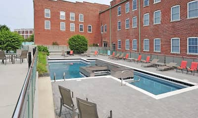 Pool, Southern Stove Lofts, 0