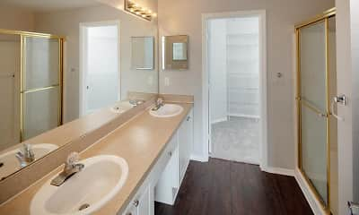 Bathroom, The Grand Reserve At Kirkman Parke, 2
