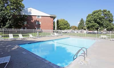Pool, Colonial Heights, 2