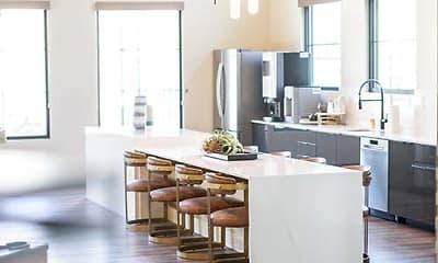 Living Room, Azure, 1