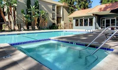 Pool, Covina Grand, 2