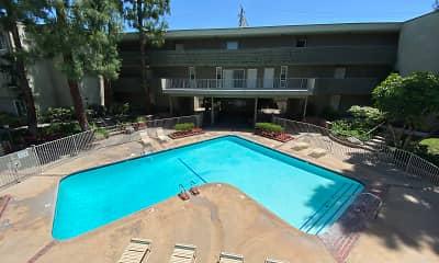 Pool, Stonewood Village, 1