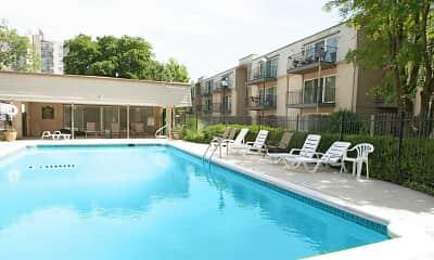 Pool, Parklane Gardens, 1
