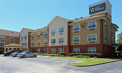 Building, Furnished Studio - Orlando - Lake Mary - 1036 Greenwood Blvd, 0