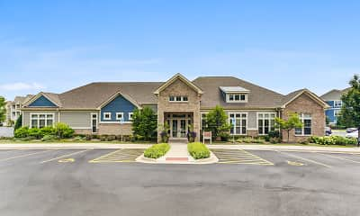 Building, Oaks of Vernon Hills, 2