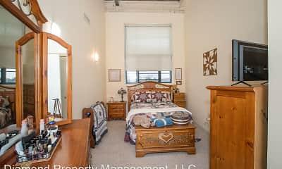 Bedroom, Amity Apartments, 2