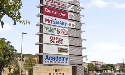 Community Signage, Camden Amber Oaks, 2