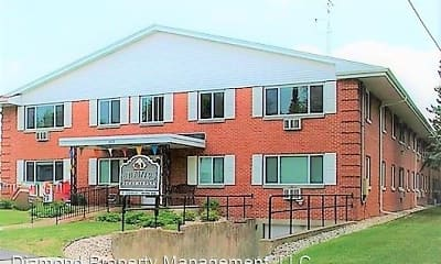 Building, Grandview Apartments, 1