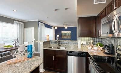 Kitchen, Marcella Memorial Heights, 0
