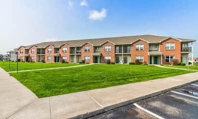 Building, Riverbend Apartments - NE, 0