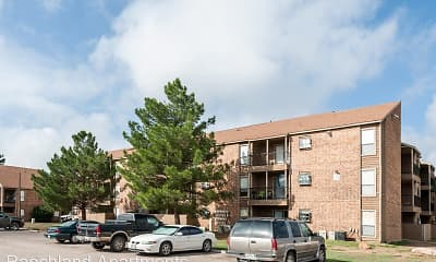 Building, Ranchland Apartments, 1