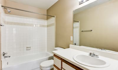 Bathroom, Island Palms, 2