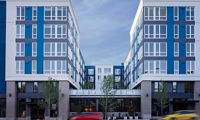 Building, Tempo, 1