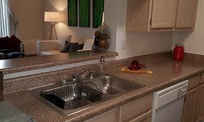 Kitchen, Diamond Sands on the Boulevard, 2