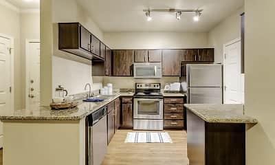 Kitchen, Camden San Marcos, 0