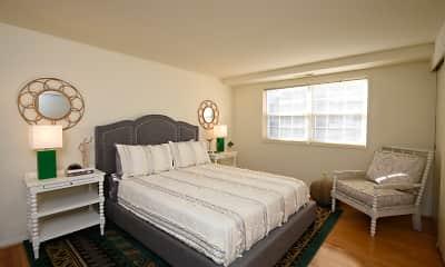 Bedroom, Colony Hill, 0