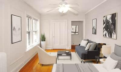 Living Room, 596 W. Hawthorne, 0